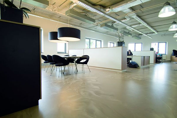 Fusion Floors Seamless Flooring Melange